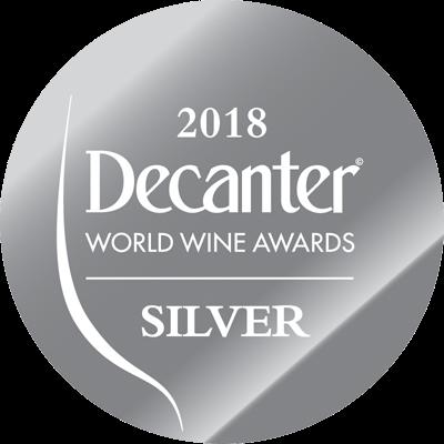 Decanter world wine awards 2018 Medaglia d'argento e 93 punti per il Brunello Corte dei Venti 2013