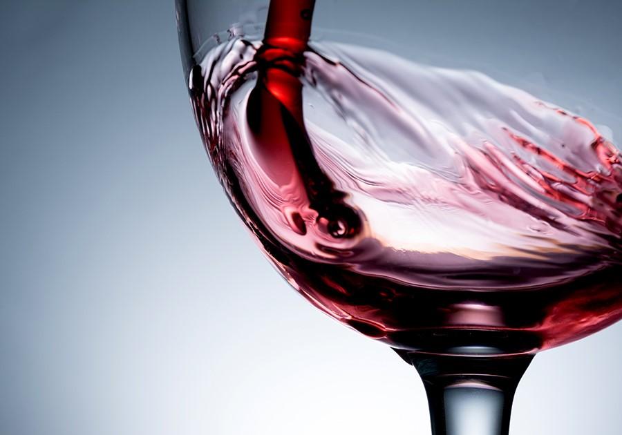 vino biologico rosso