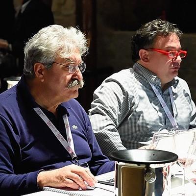 Antonio Di Spirito e Maurizio Valeriani
