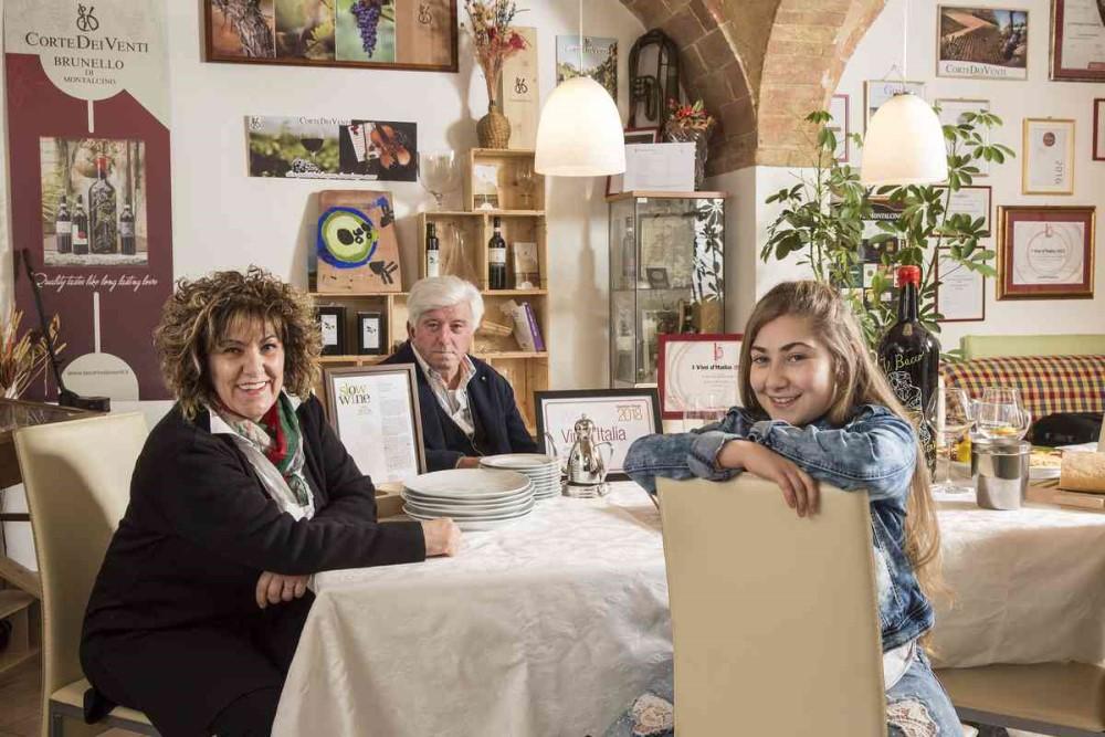 Degustazione di vini a Montalcino Prenota la tua degustazione